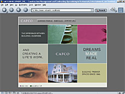 Screenshot of CafcoInfo.com